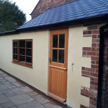 Rear Extension And Garage To Semi In Sheffield | Aztec Contractors